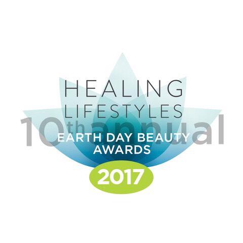 Healing Lifestyles Award winner Logo