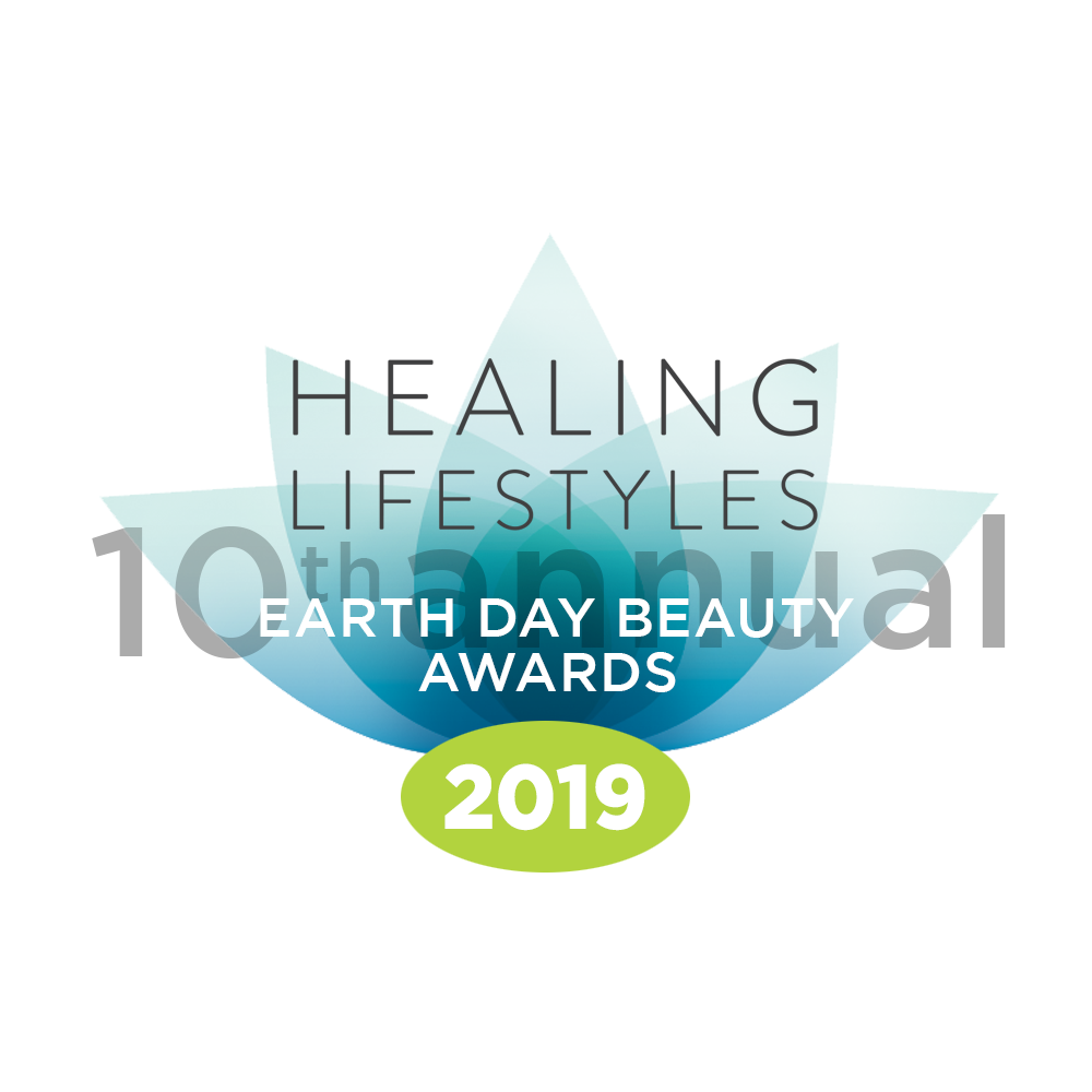 Healing Lifestyles Award winner Logo