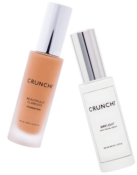 Beautifully Flawless Foundation product bottles