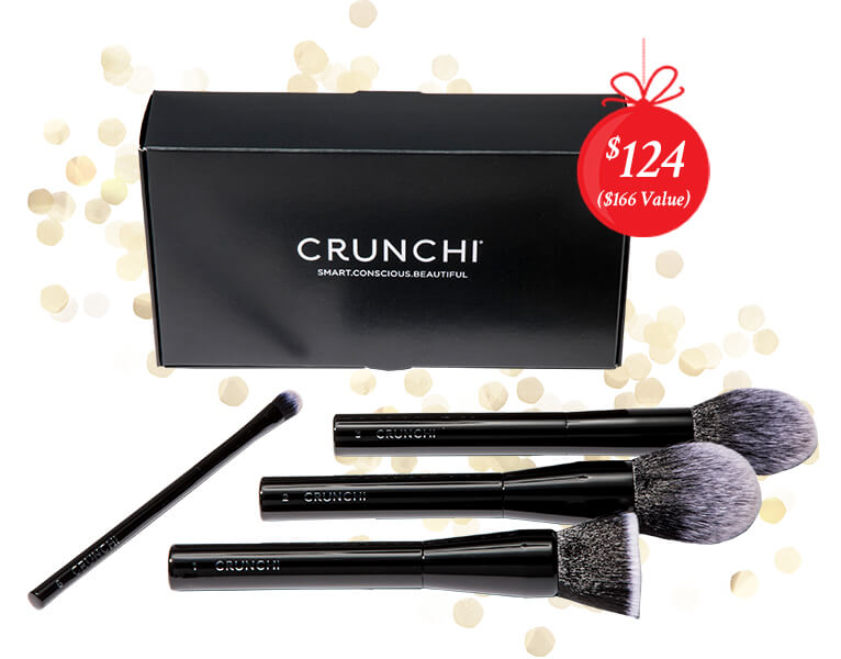 Fresh Face Brush Gift Set