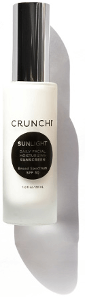 Sunlight facial cream