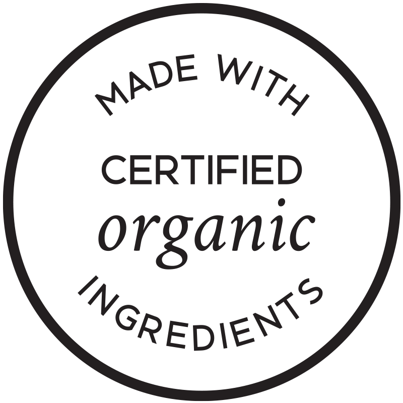 Certified Organic Badge