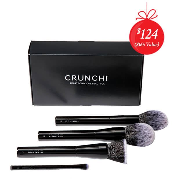 Fresh Face Brush Gift Set - Holiday Gift Sets
