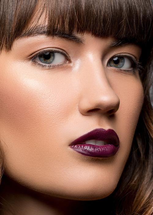 18 Beauty Salon Website Templates: Luxe Lipstick