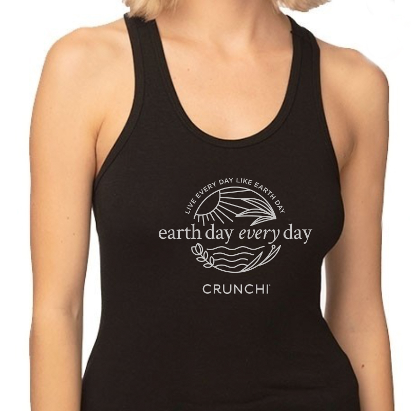 Earth Day Every Day Tank Top